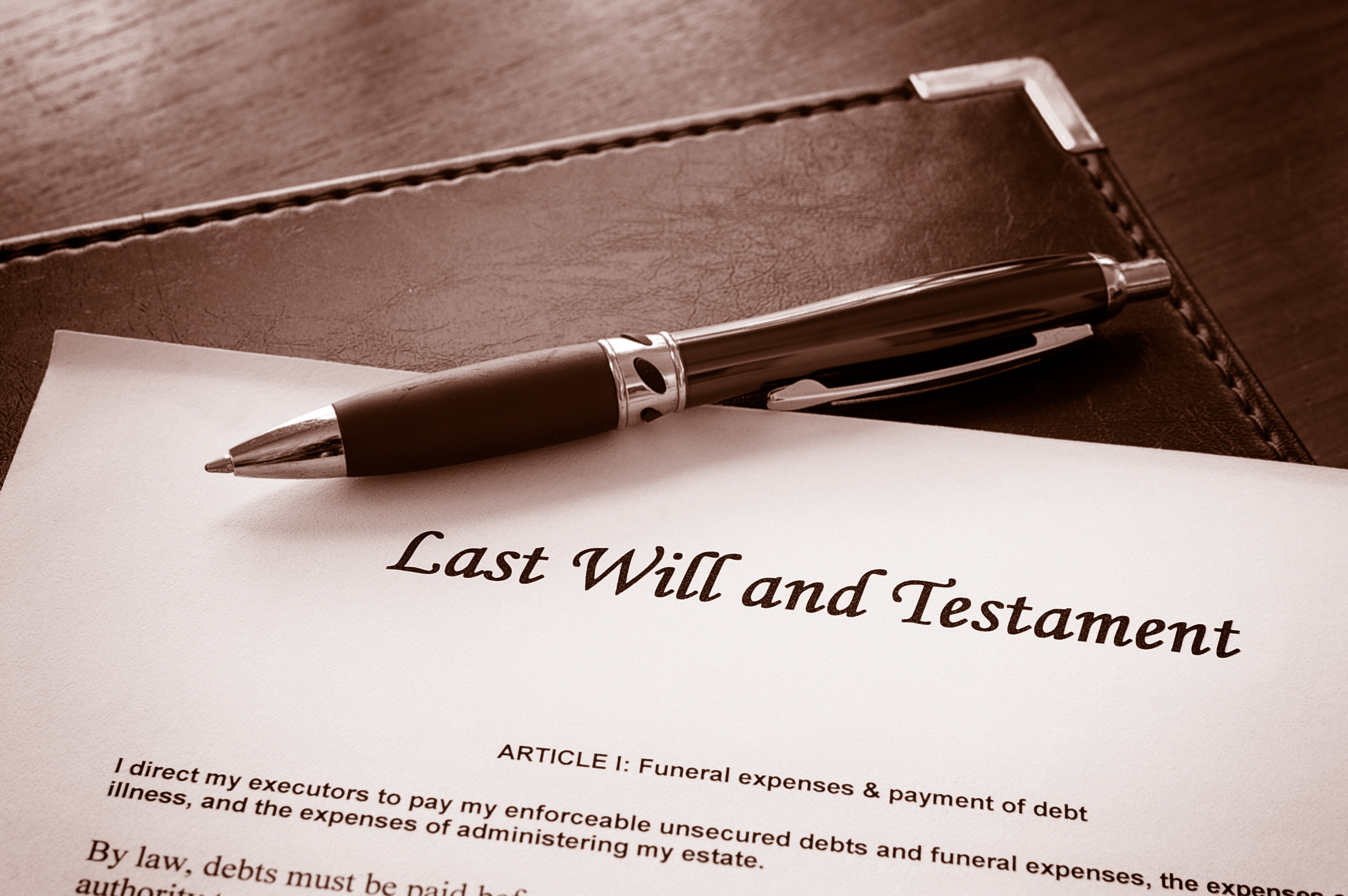 10 Myths Surrounding Wills and Probate