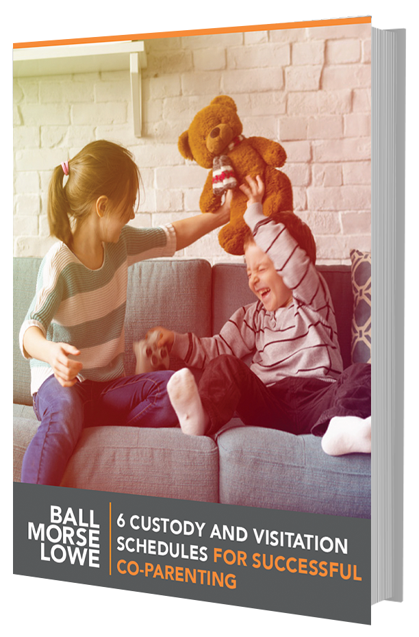16 Custody and Visitation Schedules for Successful Co-Parenting