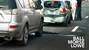Multi-Vehicle accidents: who is at fault?